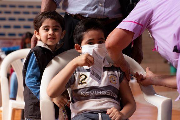 El 10% de la población de entre 3 y 11 años ya inició su esquema de vacunación