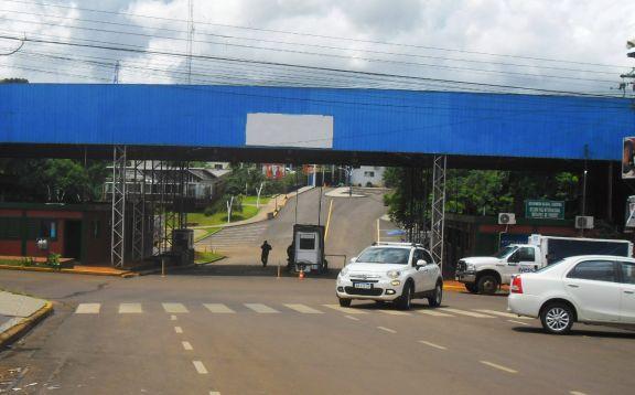 Poco movimiento fronterizo causó la decepción de comerciantes en Irigoyen