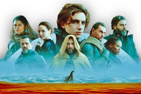 La esperada  'Duna', estreno hoy en el Imax