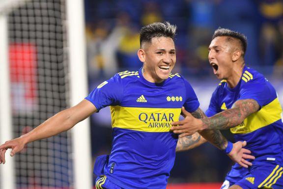Boca reaccionó ante Godoy Cruz y sigue prendido