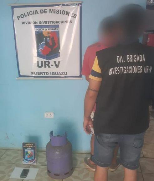 Detuvieron a un hombre que días atrás ingresó y robó en una vivienda de Puerto Iguazú