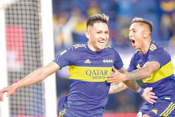 Boca lo dio vuelta ante Godoy Cruz y sigue esperanzado
