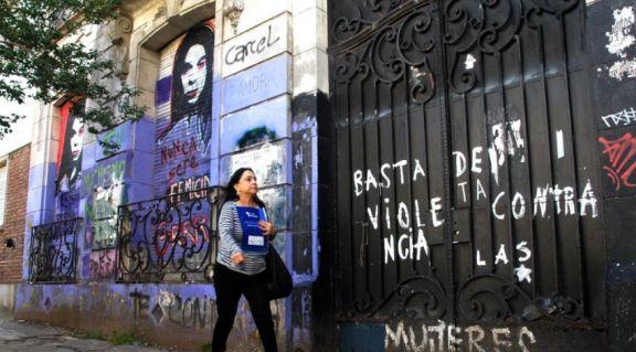 La casa donde Barreda concretó los femicidios será un espacio para los derechos de las mujeres
