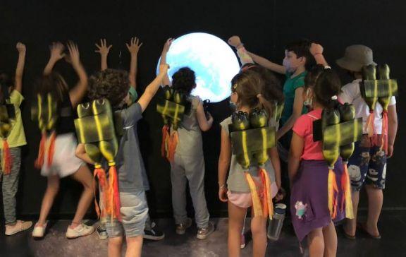 """El """"Mes Astronómico"""" continúa en IxD y el Observatorio Astronómico del Parque"""