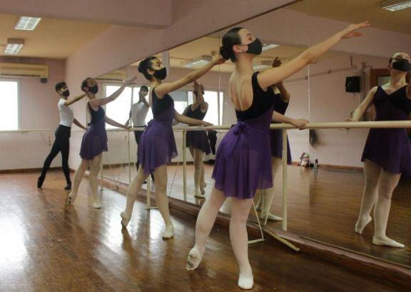 La semana próxima se hará la muestra final de la Academia de Ballet de Moscú