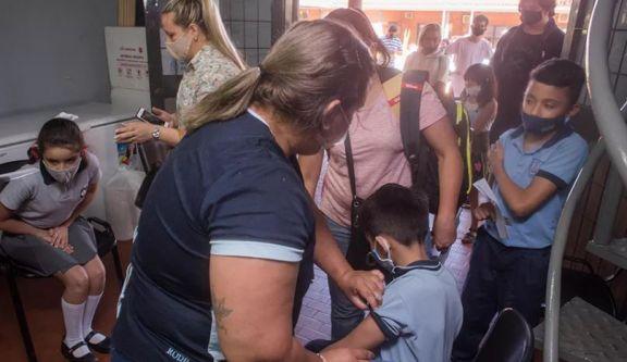 Este viernes comenzará la vacunación anticovid en escuelas misioneras