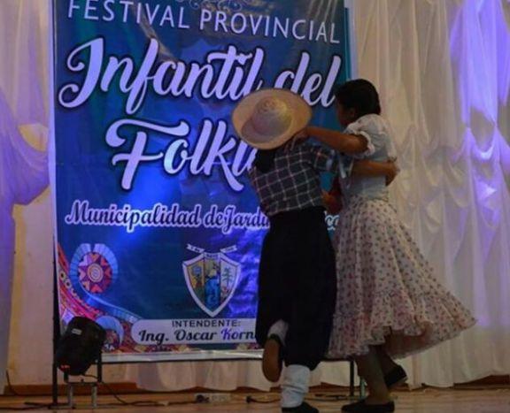 Se reprograma el Festival infantil del folklore en Jardín América