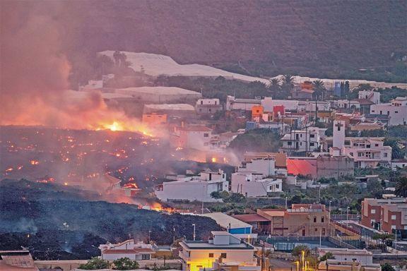 La lava no se detiene en La Palma: ya arrasó más de 860 hectáreas