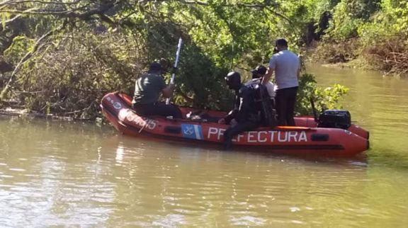 Encontraron el cuerpo del joven que era intensamente buscado en un arroyo de Alba Posse