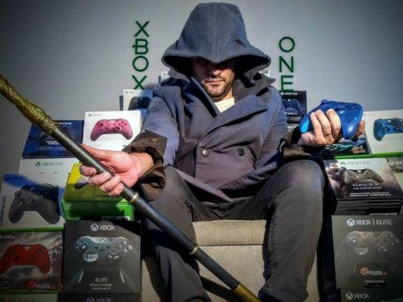 Misionero conserva la colección más grande de Joystick de Xbox One de Latinoamérica