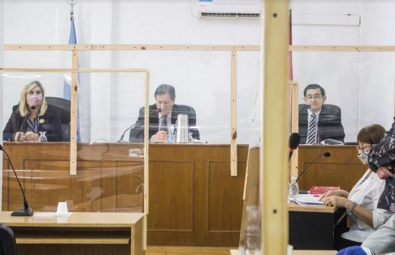 Juicio por robo y abuso: la fiscal Salguero pidió 35 años de prisión para Taborda, De Melo y Bareiro