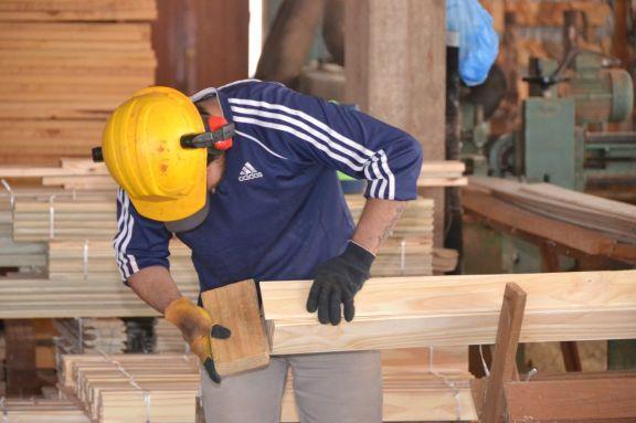 Desde el gobierno se destaca el proceso de inversión productiva en todo el territorio provincial. Foto: fernando alvarenga