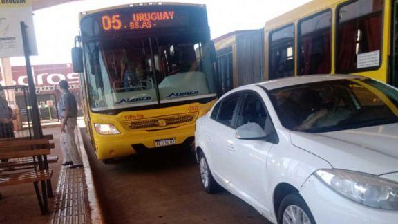 Detienen a chofer de colectivo urbano acusado de violar a joven pasajera