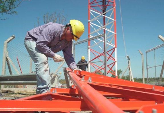 El empleo en la construcción quedó por encima de los niveles previos a la pandemia