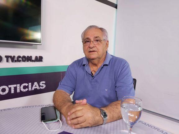 El secretario General de La Bancaria José Luis Moreno, destacó el plan de vacunación realizado en los bancos.