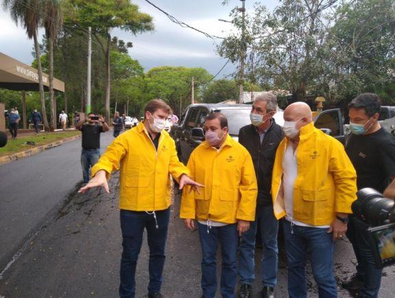 Vialidad provincial tendrá una unidad regional en Iguazú