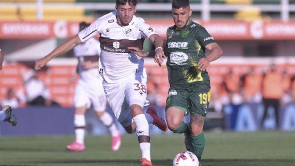 Defensa y Justicia venció a Platense y se acerca a la Sudamericana