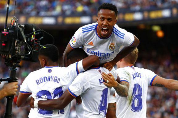 El Real Madrid venció 2-1 al Barcelona en el primer clásico español sin Messi