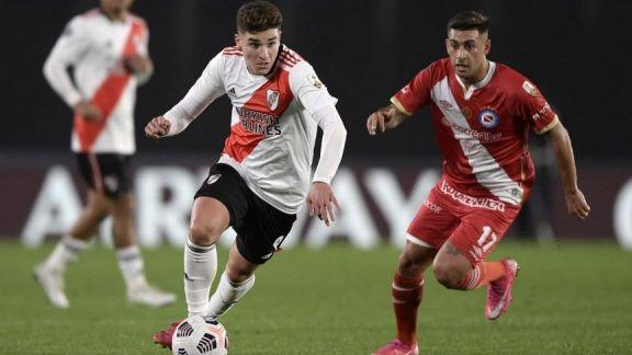 River recibe a Argentinos y va por otro paso hacia el título