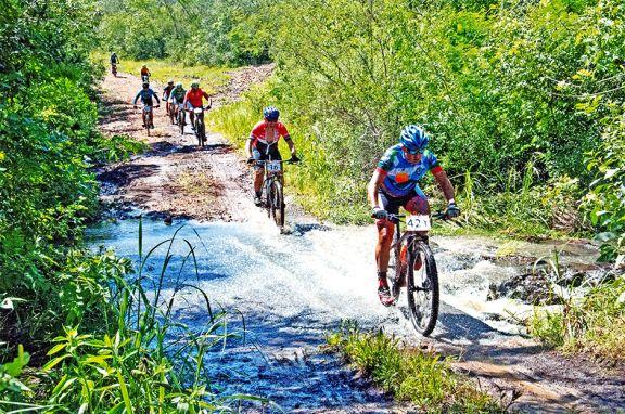 El Campeonato Misionero de Ciclismo de Montaña en Apóstoles fue un verdadero éxito