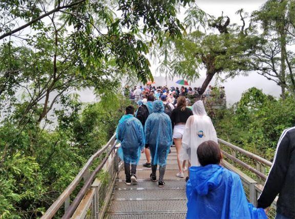 Repunte del turismo con buena ocupación