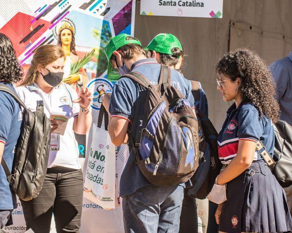 Expo Universitaria: ya están abiertas las preinscripciones a distintas carreras