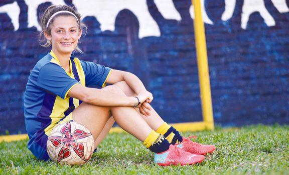 De regatista a campeona de fútbol femenino