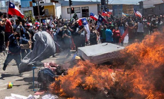 Se agudiza la crisis migratoria en Chile con la muerte de 17 personas en el 2021