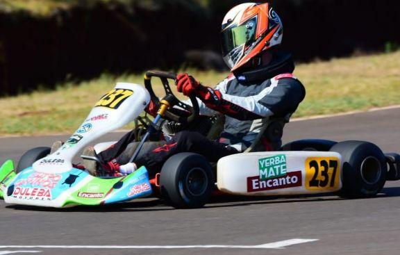 Karting: los pilotos se juegan todo en Oberá en la penúltima fecha