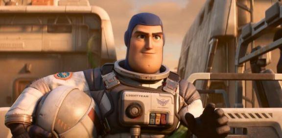Se estrenó el tráiler de Lightyear, una película que cuenta el origen del personaje de Toy Story