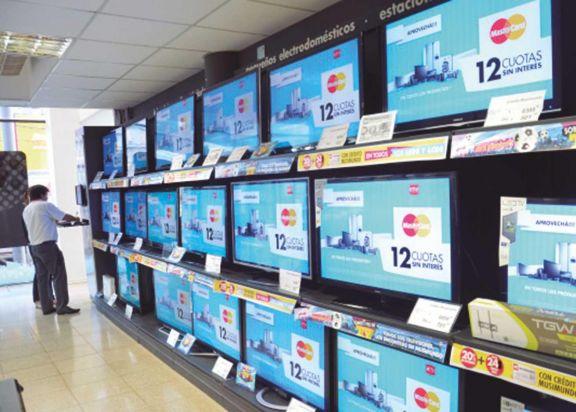 Televisores, celulares y otros electrodomésticos con precios fijos hasta octubre