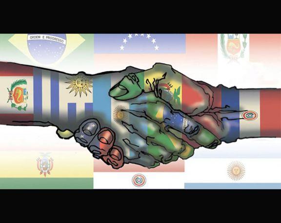 Un día como hoy...Día de la Integración de América Latina