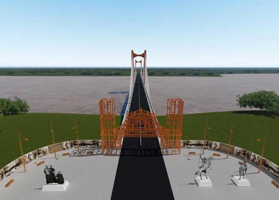 San Javier-Porto Xavier: aseguran que está concluido el proyecto y en 2022 iniciaría la construcción del puente