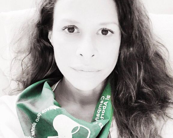 Julieta Ortega. Actriz