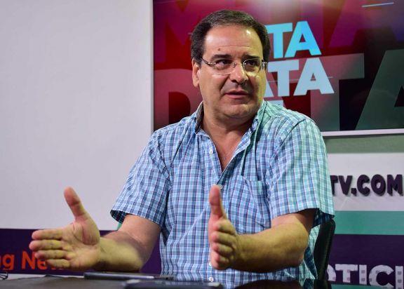 Intendente de Dos de Mayo, José Luis Garay dio positivo de Covid