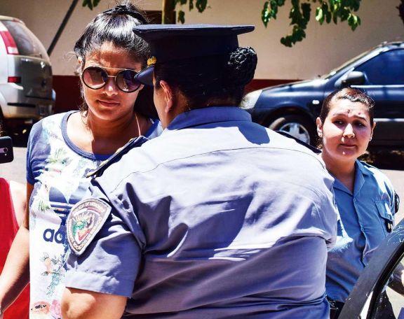 Pidieron la detención de Rocío Santa Cruz para que cumpla la condena de 3 años de prisión