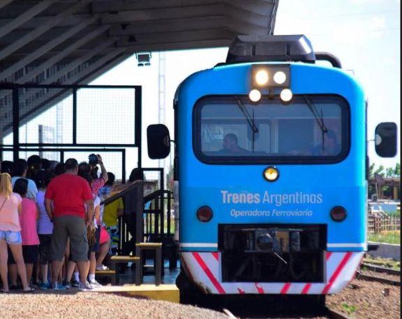 Realizaron prueba para la puesta en marcha del servicio de tren de pasajeros entre Garupá-Posadas