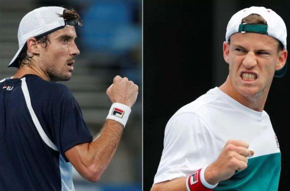 Abierto de Australia: Guido Pella y Diego Schwartzman avanzaron a la tercera ronda