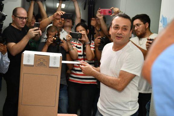 Herrera Ahuad destacó la territorialidad de la lista de diputados del Frente Renovador