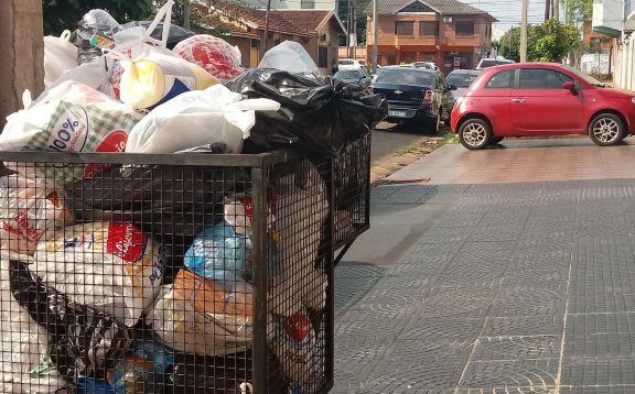 Basura acumulada: El feriado desajustó el servicio y complicó la recolección en Posadas