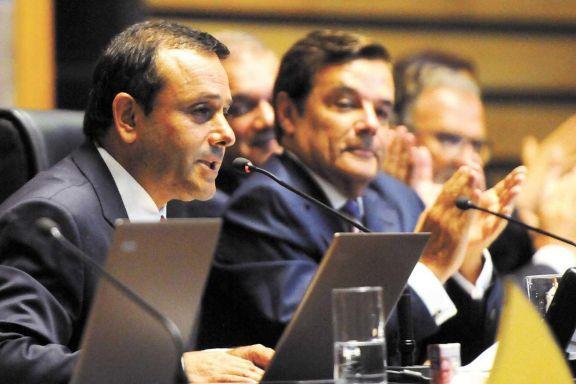 La Legislatura declaró su beneplácito por el avance del área aduanera