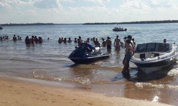 Ituzaingó: indican cuáles son los lugares permitidos para realizar deportes náuticos