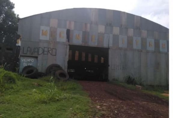Puerto Esperanza: no puede trabajar porque le robaron todas las herramientas