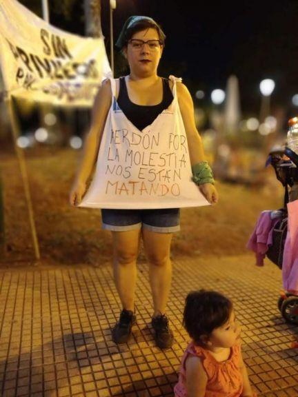 Tras el asesinato de Patricia Mereles convocan a una marcha para pedir justicia