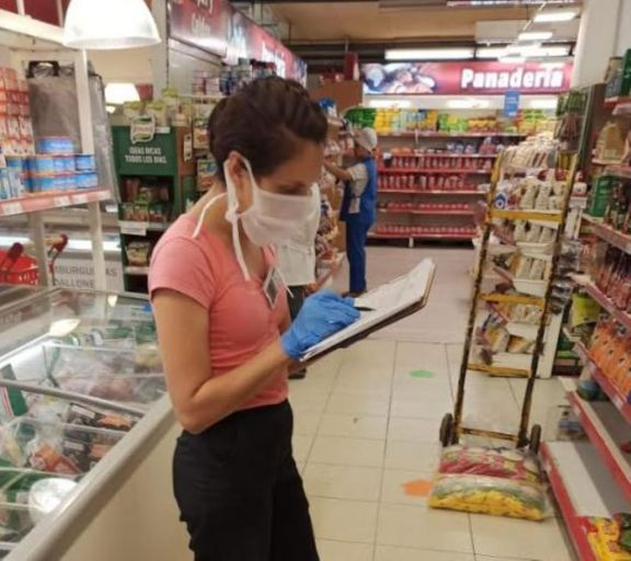 Empleados de supermercados recibirán un bono de 5 Mil pesos