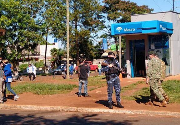 Iguazú: intensificaron los controles en la vía pública ante la obligatoriedad del uso de barbijo