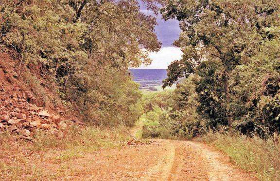 Sierra del Imán