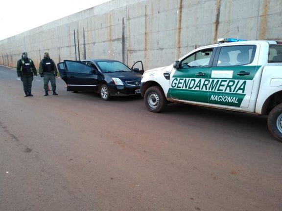 Gendarmería detuvo a posadeño vinculado con brasileños del PCC