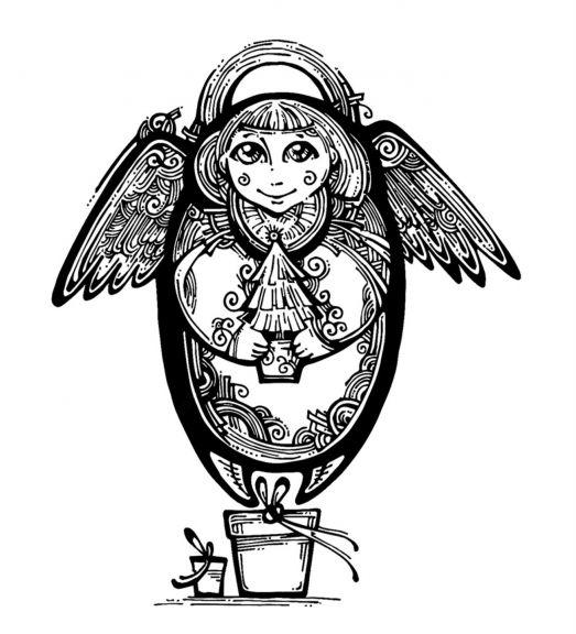Duelo por  el angelito
