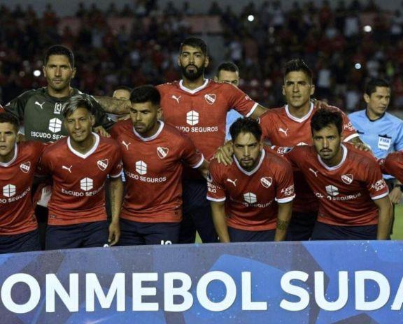 Independiente desmintió haber recibido cartas documento de sus jugadores